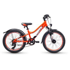 s'cool troX urban 20 7-S alloy Neon Orange
